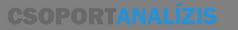 Csoportanalízis logó